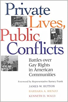 Descargar Utorrent Castellano Private Live, Public Conflicts: Battles Over Gay Rights In American Communities Gratis PDF