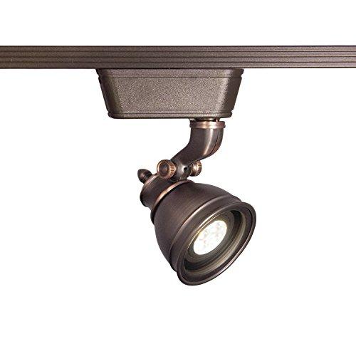 WAC Lighting HHT-874LED-AB Caribe-Low Voltage LED 120V Luminaire H Track