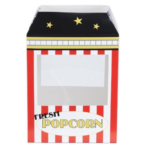 Beistle 50098 Popcorn Machine Centerpiece