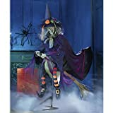 Halloween Decorations Life-size Animated Witch