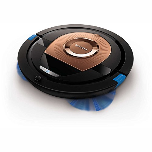Philips SmartPro Compact Robot Vacuum Cleaner FC8776/01