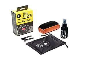 Big Fudge Kit de Limpieza de Discos Vinilos | Accesorios y ...