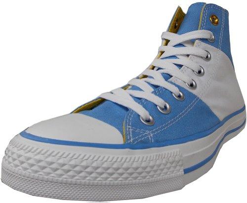 Converse Unisex Nacional orgullo la zapatilla de deporte Light Blue/White