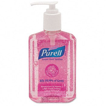 GOJO® PURELL® Scented Instant Hand Sanitizer SANITIZER,PUREL,SPRING,PK (Pack of15) by Gojo