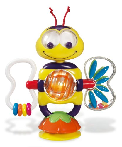 Munchkin Bobble Bee Suction Toy image
