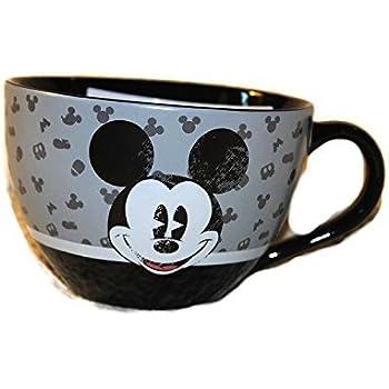 Amazon Com Disney Mickey Mouse Cappuccino Mug Coffee