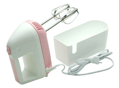 Kai Hand Mixer with Case (DL-0201) | AC100V 50/60Hz (Japan Model)