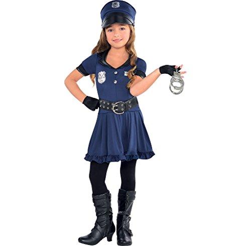 Cop Cutie Costume - Small