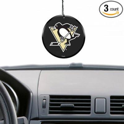 NHL Pittsburgh Penguins 3 Pack Air Fresheners
