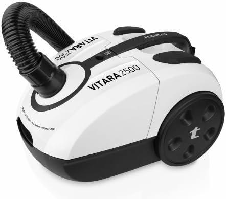 Taurus Vitara2500 - Aspirador con bolsa: Amazon.es: Hogar