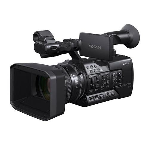 Sony PXWX180 XDCAM XAVC HD422 Hand-held Camcorder (Black)
