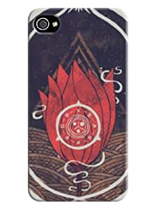 Premium Textures Phone Protection Cover/shell/case for Iphone 4/4s