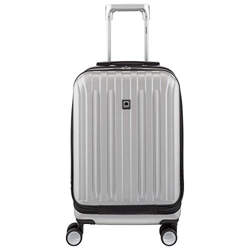 affordable DELSEY Paris Luggage International Carry-on, Silver