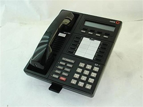 Avaya Legend MLX-10DP 108214073 Black 10 Button Digital Telephone with Speakerphone and Display