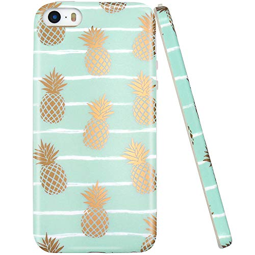 iPhone JAHOLAN Pineapple Design Silicone product image
