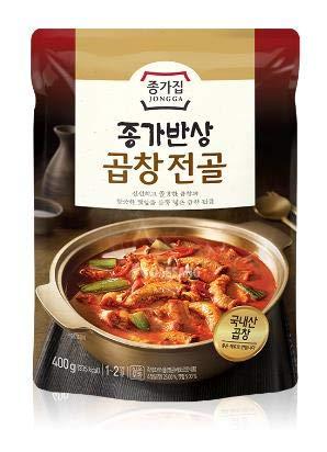 Jongajip tradicional coreano de carne de vaca de cazuela ...