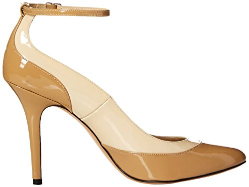websites online good selling Charles David Women's Viola Pump With Ankle Strap Camel Combo free shipping clearance clearance finishline Ex6liiSET