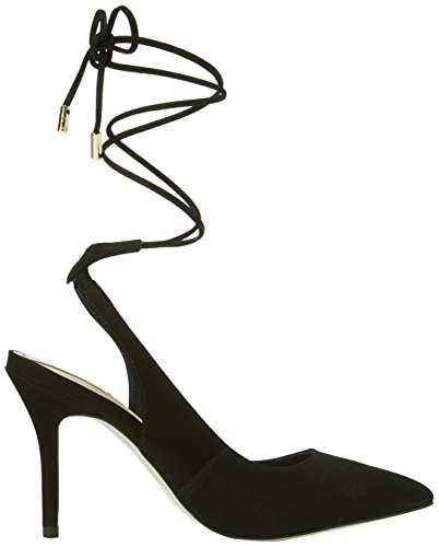 Aldo Kalala, Zapatos de Tacón para Mujer Negro (Black Nubuck / 93)