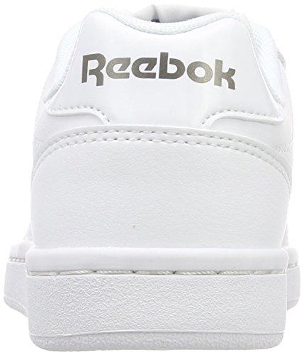 pewter Scarpe Fitness Complete Reebok white Donna Cln Da Bianco Royal zwpxxqHO