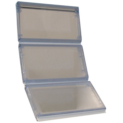 Ideal Pet Products 3-Panel Airseal and VIP Pet DoorReplacement Flap