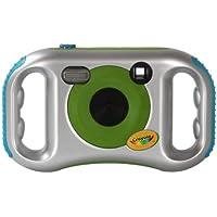 Crayola 5.1 MP Digital Camera, Green (28070) Advantages Review Image