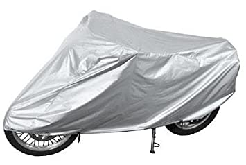 XL DOBO/® Telo copriamoto e scooter impermeabile in pvc copertura copri moto copri scooter anti pioggia sole ghiaccio