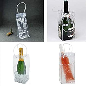 Casavidas - Bolsa de refrigeración para botellas de hielo de ...