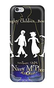 MirabelShaftesbury Iphone 6 Plus Well-designed Hard Case Cover Nanny White Children Black Blue Forms You Will Learn To Love Her Warts And All January People Movie Protector
