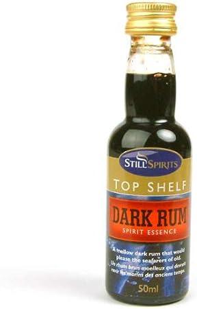 Estante superior de licores - Ron oscuro: Amazon.es: Hogar