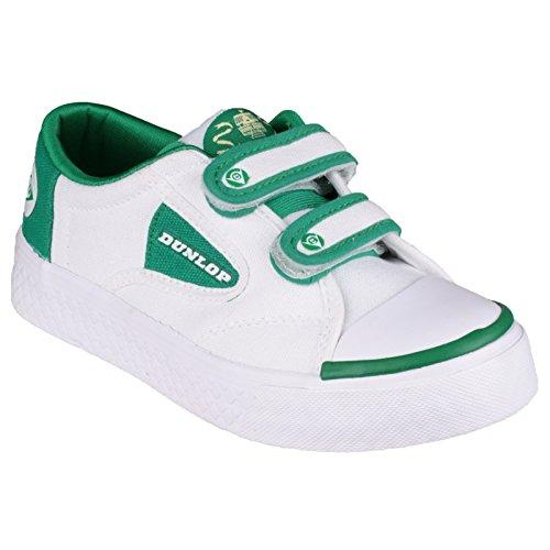 Zapatillas Dunlop Flash Verde Verde - verde