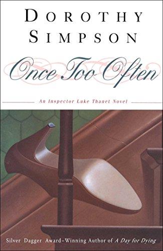 Once Too Often: An Inspector Luke Thanet Novel