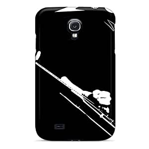 New Arrival Cover Case With Nice Design For Galaxy S4- Metallica Music