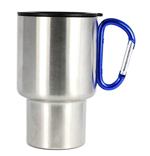 Blue 14 Ounce Mug - 7