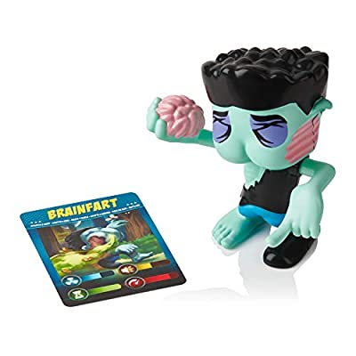 Buttheads - Brainfart (Zombie) - Interactive Farting Figurine - By WowWee: Toys & Games
