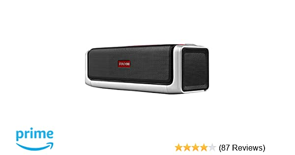 Owlee Stealth360 Premium Portable Bluetooth Wireless Speaker With 360° Surround Sound, Stealthy Compact Design
