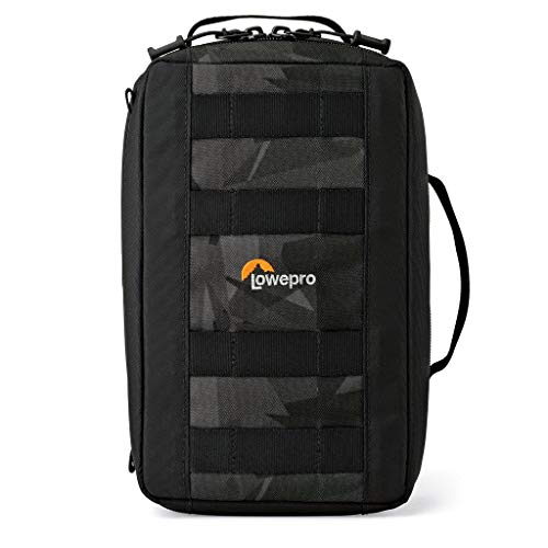 (Lowepro ViewPoint CS 80 - A Soft-Sided Protective Case for DJI Spark, 360 Fly or 3 GoPro Action Cameras)