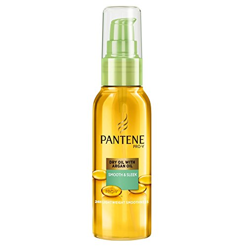 Price comparison product image Pantene Pro-V with Argan Dry Oil Smooth and Sleek, 100ml by Pantene