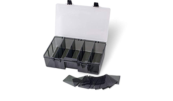 schwarz Quantum x Tackle Keeper HC30Q tief 28cm x 17cm x 10cm