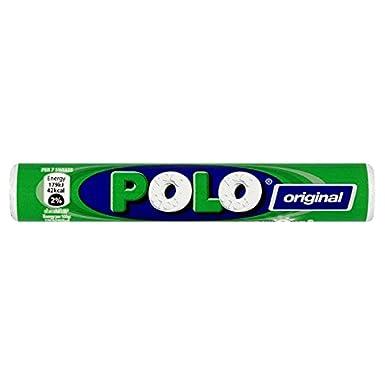 Polo 34g original (paquete de 48 x 33,4 g): Amazon.es ...