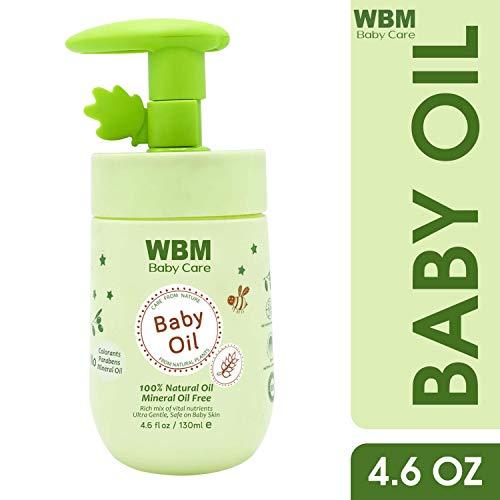 WBM Moisturizing Massage Mineral Ingredients