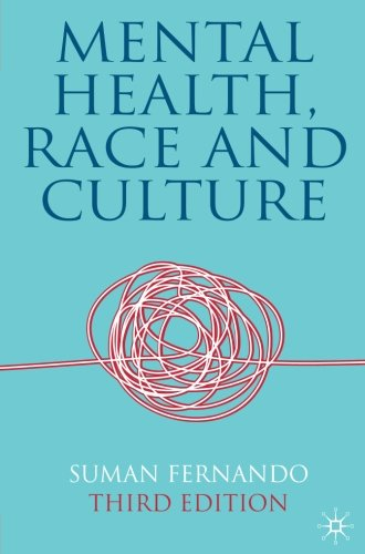 Search : Mental Health, Race and Culture: Third Edition