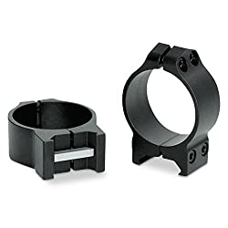Warne 30mm Matte PA Rings