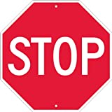 stop sign for kids - NMC TM34R Traffic Sign,
