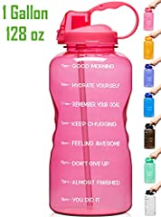 Water bottle is NOT what we sell in our mind, Venture Pal actually prompts a modern and healthy lifestyle and then this water bottle finally has been launched this year with the aim to benefit more Venture Pal fans.  Venture Pal 1 Gallon Wate...