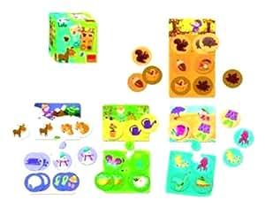 Goula - Loto estaciones, 32 piezas (Diset 53415)