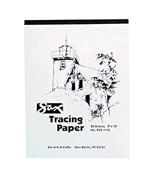 19 X 24-Inch Pro-Art 702324 Canson Tracing Paper Pad 50 Sheets