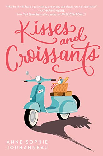Book Cover: Kisses and Croissants