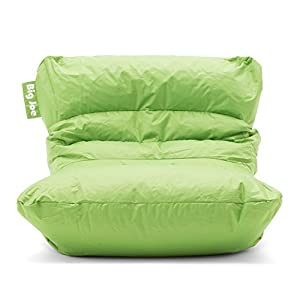 Big Joe Roma Bean Bag Chair, Spicy Lime