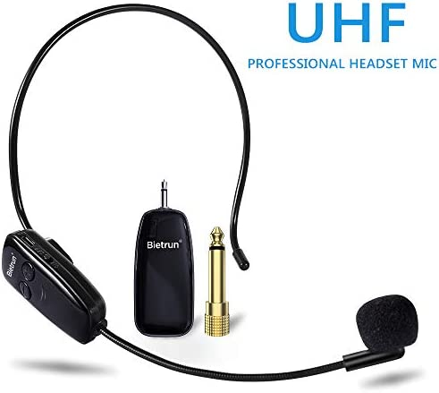 Wireless Microphone Handheld Amplifier Supported