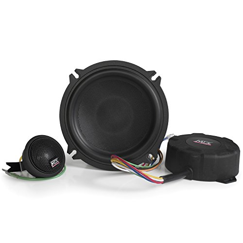 MTX Audio SS5 Signature Series Speakers - Set of 2 (Mtx Auto Speakers)